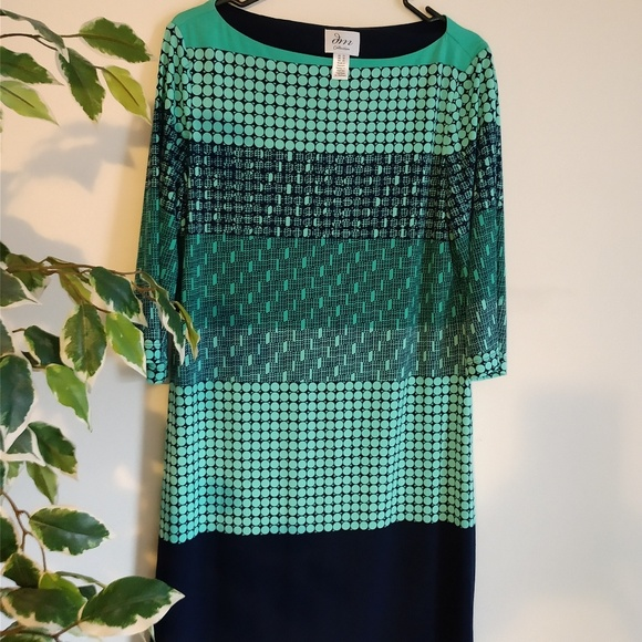 DM Collection Dresses & Skirts - DM collection Like New Green dress